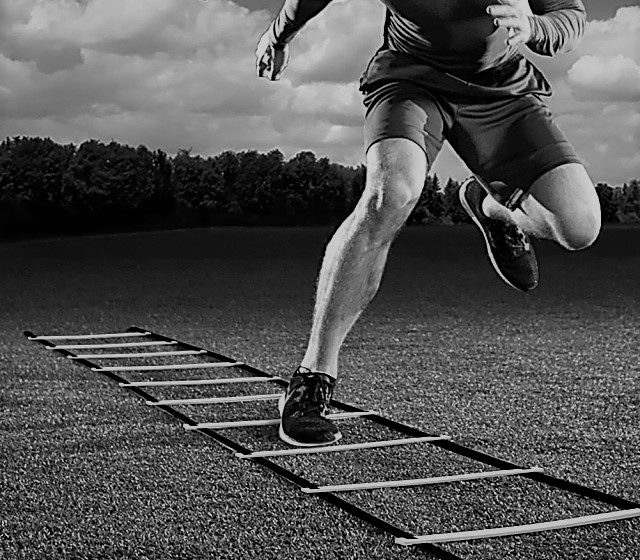 Agility Ladder Drills for Baseball Players – Speed Training