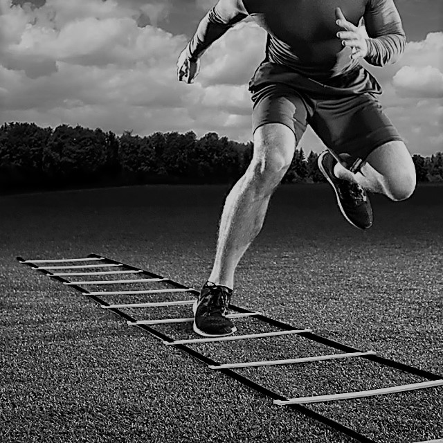 Agility Ladder Teaching Sports