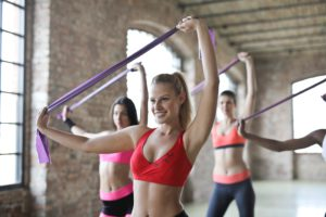 exercise-bands-teaching-sports